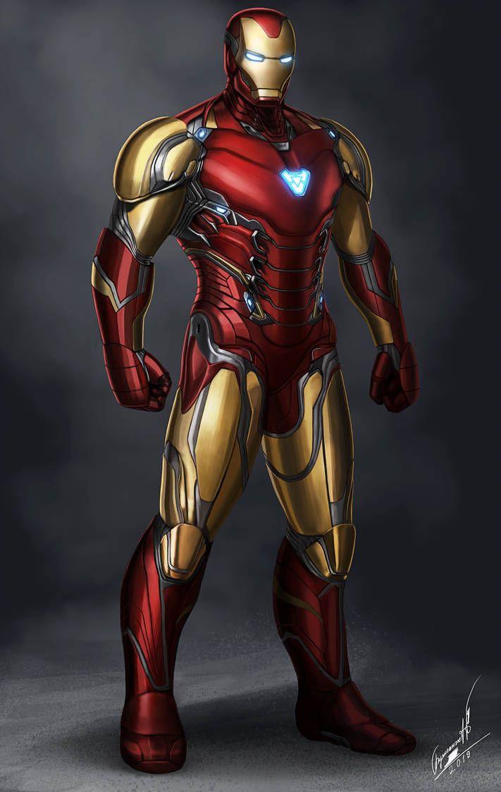 Iron Man Mark 85 By Https Www Deviantart Com Buynsanjaa On Deviantart Iron Man Comic Iron Man Iron Man Mark 85