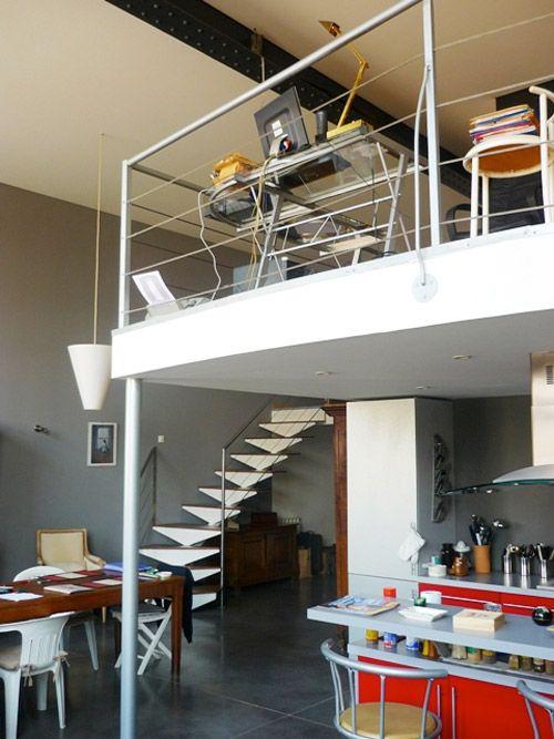 28 best images about mezzanines on pinterest. Black Bedroom Furniture Sets. Home Design Ideas