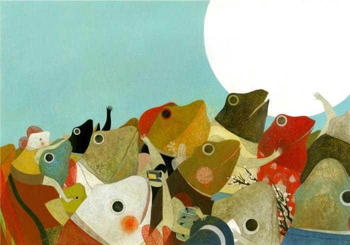 Simone Rea, an Italian illustrator from Esopo Favole