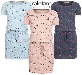 Feminine Looks: Die beliebtesten Kleider Online findet ihr bei FrauenOutfits.de #kleider #online #sommerkleider #freizeit #freizeitkleider #naketano #sommerlook #sommer #mode2017 #frauenoutfits #damen #bekleidung
