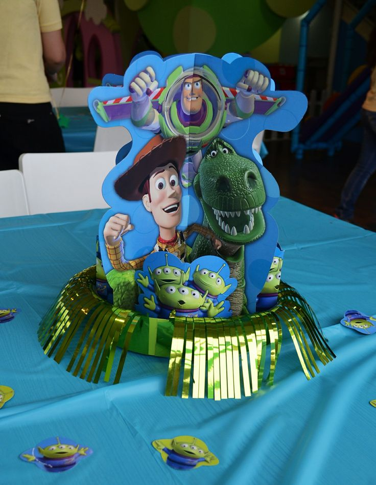 Toy Story centrepieces