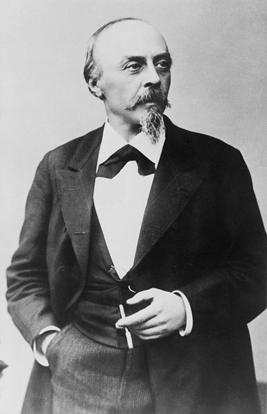Hans von Bülow (1830-1894) was a German conductor, virtuoso pianist, and composer of the Romantic era. He was one of the most famous conductors of the 19th century, and his activity was critical for establishing the successes of several major composers of the time, including Richard Wagner.