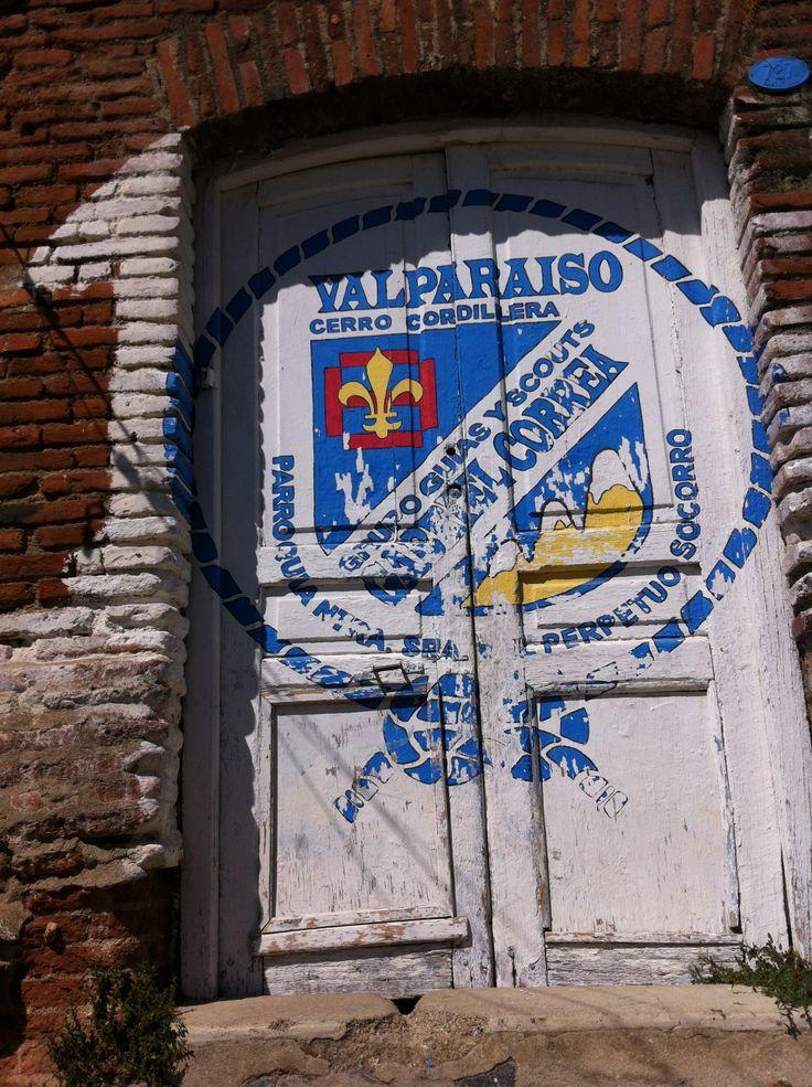 Puerta de Valpo.