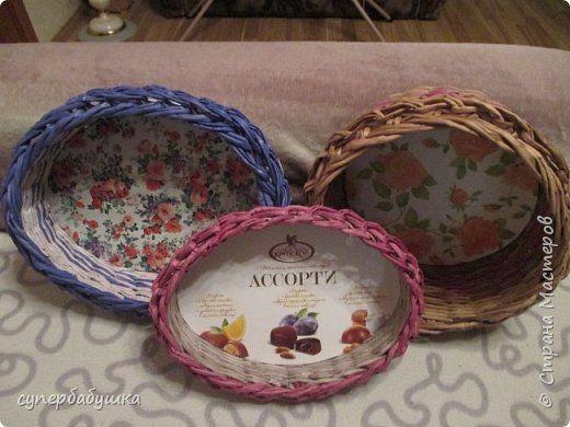 Мастер-класс Поделка изделие Плетение Мои новые загибки Трубочки бумажные фото 1