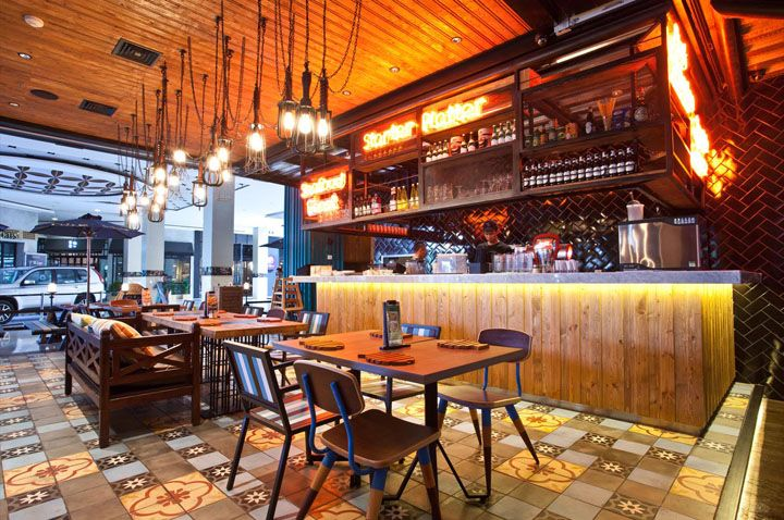 Fish & Co restaurant by Metaphor, Jakarta – Indonesia ...
