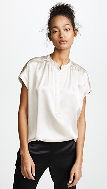 Tie Front Tata Peplum, T-Shirt Femme, Noir (Black 1), 36New Look