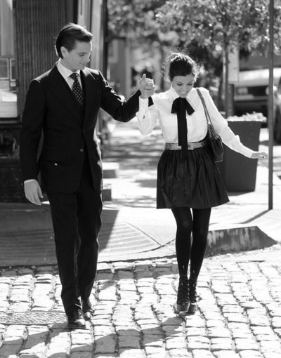 Kourtney and Scott, has there ever been a more fabulous couple?