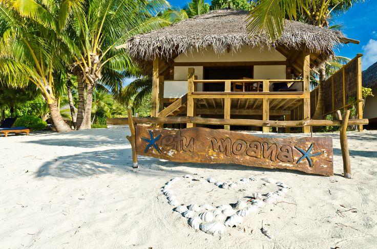 Welcome to Etu Moana! #etumoana #cookislands #aitutaki #island