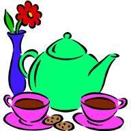 High tea kinderfeestje