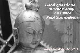 Paul Samuelson questions