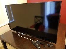 "Sony Bravia KDL-50W800B 50"" Full 3D Smart TV 1080p HD 120hz LED TV"