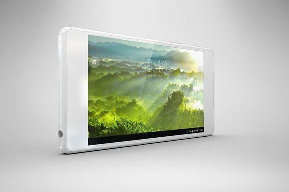 Sony Xperia Z5 Mock Up by mockupstore.net on Creative Market