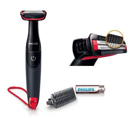 Afeitadora corporal barata Philips SÓLO 16€