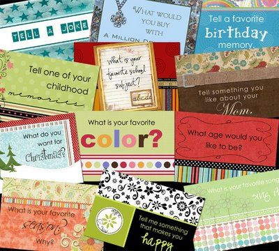 I like the idea of memory prompts: Father Daught Dinners, Idea, Lds Activities, Conver Cards, Young Women, Activities Day, Dinners Tables, Father Daughters, Fatherdaught Dinners