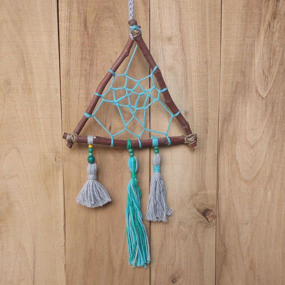 Check out this item in my Etsy shop https://www.etsy.com/listing/542221235/boho-dream-catcher-turquoise-wall-decor