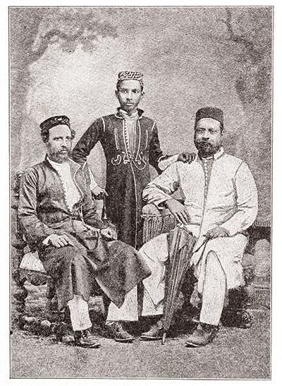 Cochin Jews of India. Also known as India's Black Jews. They trace their history to the time of King Solomon, and came to India as merchants on behalf of the King of Israel.