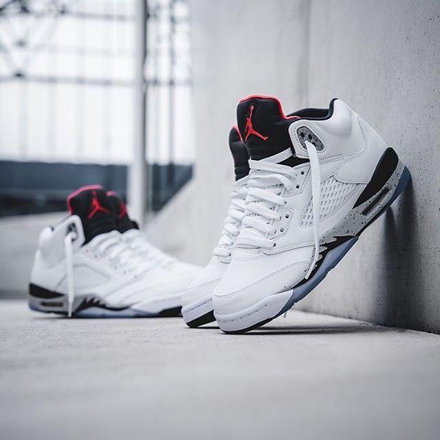 Nike Air Jordan 5 Retro (136027-104) White Cement  USD 155 HKD 1220 on Sale https://www.kickscrew.com/detail/20211/Nike-Air-Jordan-5-Retro/White-Cement/136027-104/ #solecollector #dailysole #kicksonfire #nicekicks #kicksoftoday #kicks4sales #niketalk #igsneakercommuinty #kickstagram #sneakflies #hyperbeast #complexkicks #complex #jordandepot #jumpman23 #nike #kickscrew #kickscrewcom #adidas #nikes #black #summr #hk #usa #la #ball #random #girl