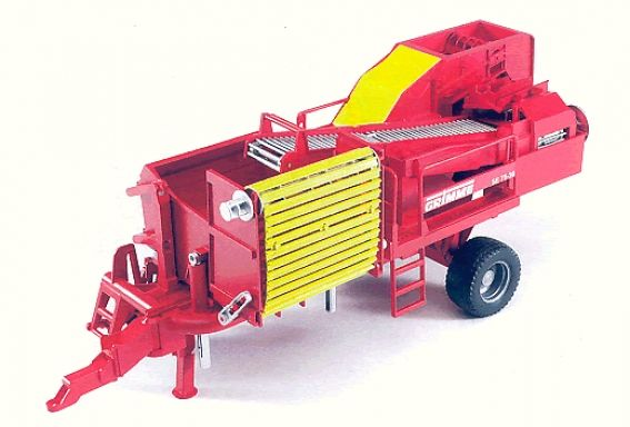 02130 Potatoe harvester GRIMME SE 75 - 30