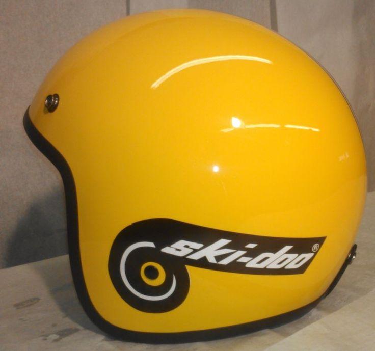 21 Best Retro Vintage Snowmobile Helmets Images On