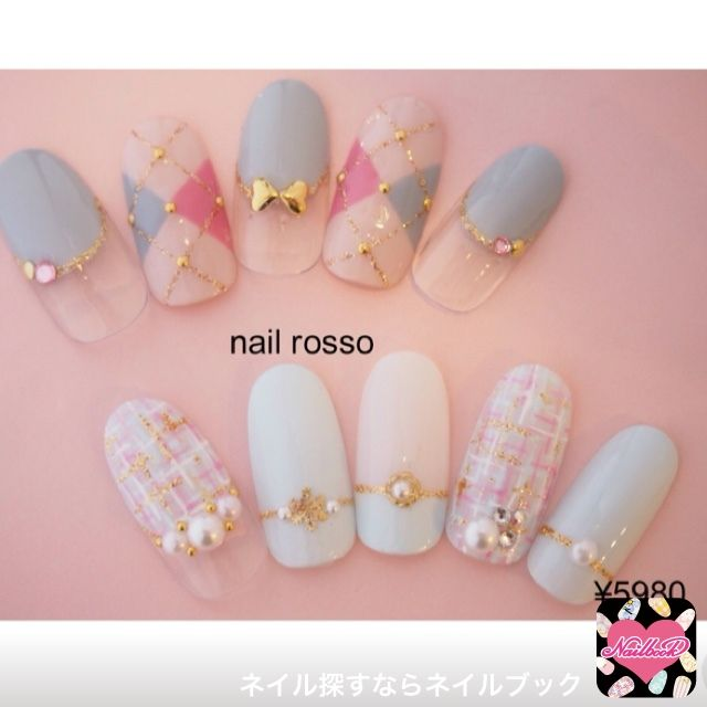 Japanese nail art                                                                                                                                                                                 More