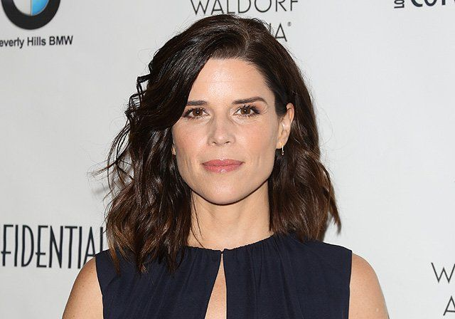 Neve Campbell to Co-Star With Dwayne Johnson in Skyscraper #NewMovies #campbell #dwayne #johnson #skyscraper