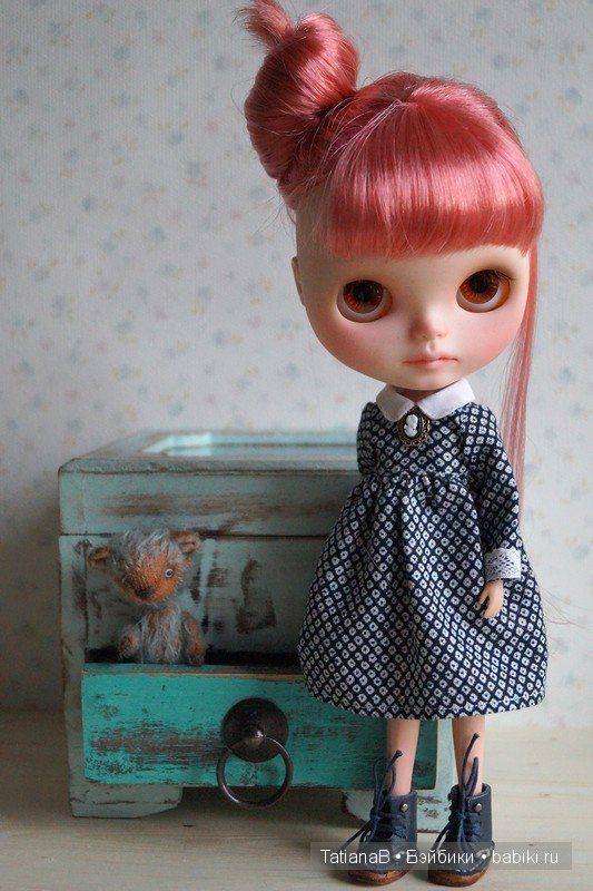 Куклы с розовыми волосами. Блайз и не только / Куклы Блайз, Blythe dolls…