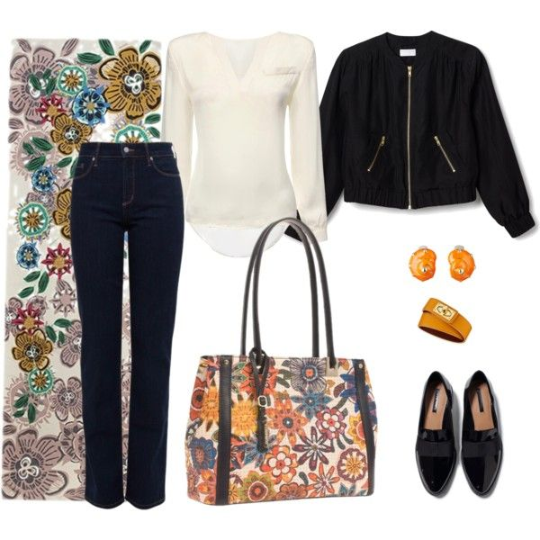 TGIF 2.0 by mirra-morgenstern on Polyvore featuring NYDJ, Zara, Givenchy and Ciner