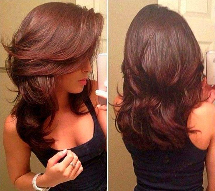 awesome Стрижка каскад (50 фото) – как правильно уложить волосы