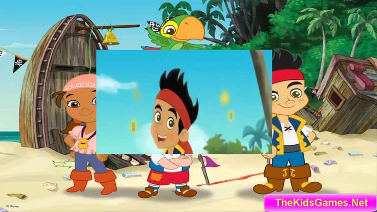 Jake and the NeverLand Pirates ـ ''Hook Seals A Deal'' Full Episode