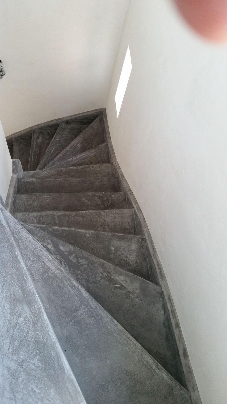 trap Betoncire klaar5