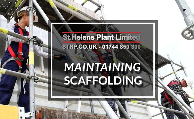 Maintaining Scaffolding: scaffolding must be maintained to remain safe, scaffold repair and reconditioning and scaffold trade-in options available.