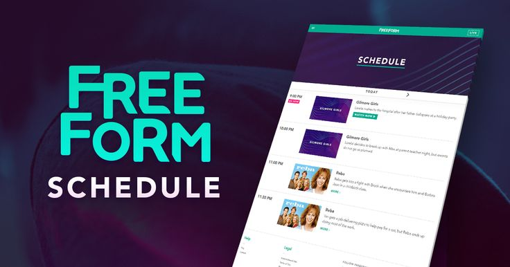 What's on Freeform tonight? Check out Freeform's full TV schedule and listings.