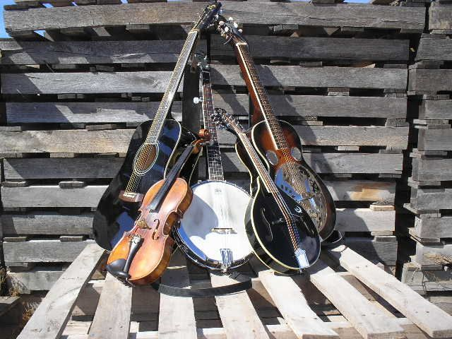 Folk and Bluegrass Ensemble | Recreation