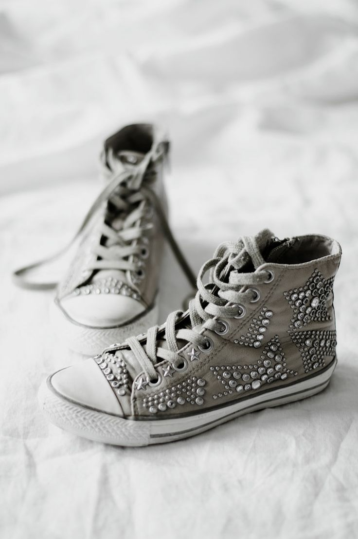 Every princess needs a pair of converse