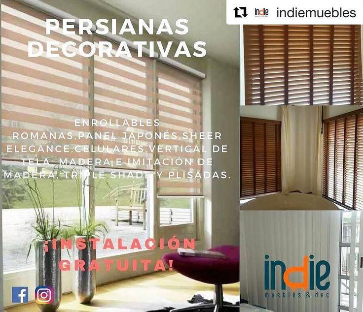 M s de 20 ideas incre bles sobre persianas de madera de for Muebles imitacion diseno
