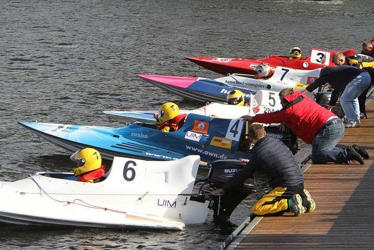 Motorbootrennsport der Spitzenklasse ist zurück im Obereiderhafen. Und das Beste ist: Der Eintritt zum nördlichsten Motorbootrennen...