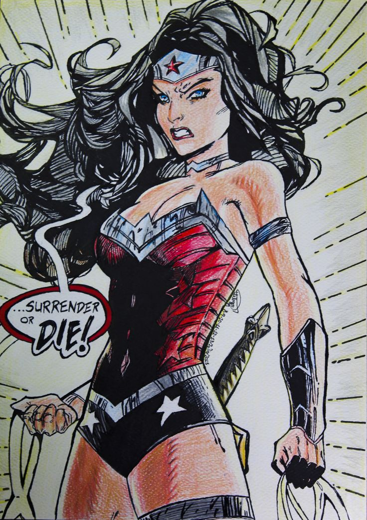 Wonder Woman 9 Hours- 6 Days