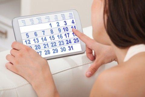 【子作り前にしておくこ】 子作りのタイミングを生理日などから計算しましょう