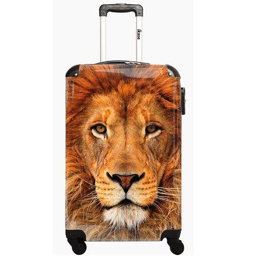 Fun New Luggage at Kids Do Travel #familytravel #lion #kingofthejungle #travellingwithchildren #schooltrips #cabinluggage #childrenssuitcases #kidstrolleycases http://kidsdotravel.co.uk/childrens-suitcases/suitcases-for-boys/african-lion-20-suitcase