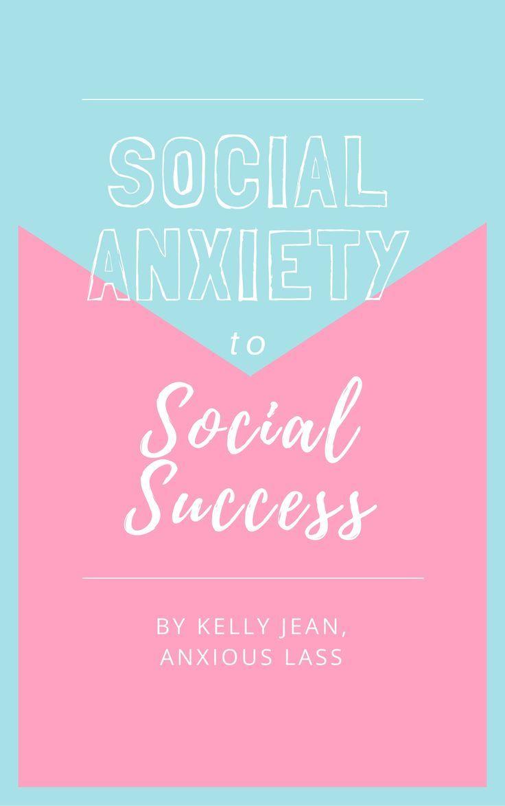 Social anxiety to social success e-book. A step-by-step digital PDF ...
