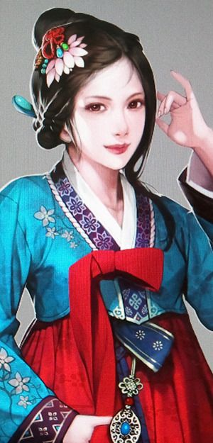 Korean dress                                                                                                                                                                                 More