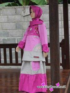 Busana Muslim Anak Grosir