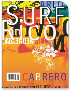 David Carson   American graphic designer, art director and surfer. Known for his innovative magazine design & experimental typography.