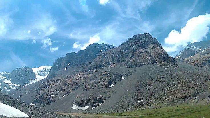 Faldeo Glaciar La Paloma
