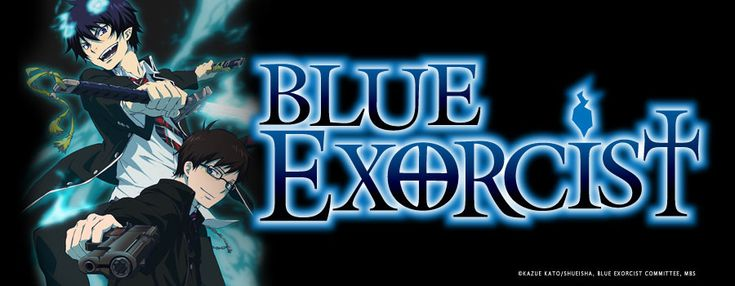 Blue Exorcist - Matt Kamen on anime's latest devil-man