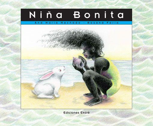 Libro infantil: Niña bonita.