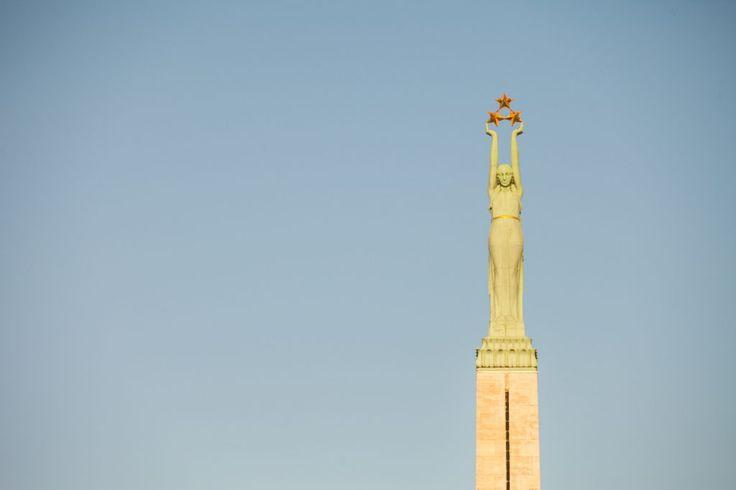 Top 10 Riga: Freiheitsdenkmal