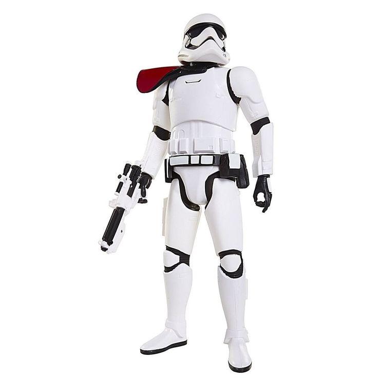 """18"""" Star Wars Big Fig Episode VII Red Pauldron Stormtrooper For Kids Ages 3+ New #DealsToday"""