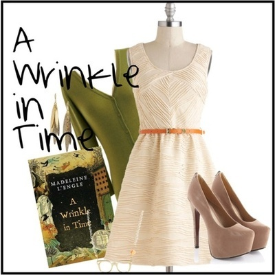 the insecurities of meg in a wrinkle in time a novel by madeleine lengle Blogger and historian andrew liptak discusses madeleine l'engle's famous children's novel in new york to madeleine a wrinkle in time follows young meg.