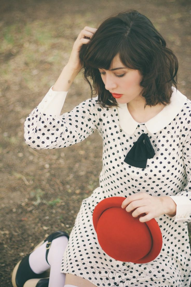 A Fashion Nerd: Polka Dot Mania